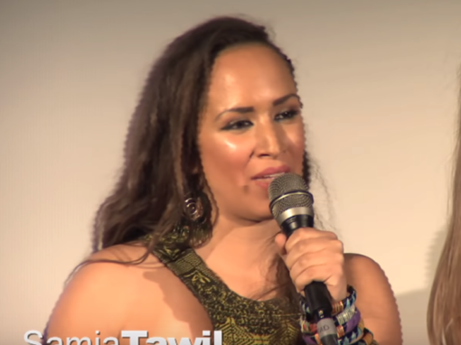 Samia Tawil's inspirational talk @ TEDx Geneva, Make it Work