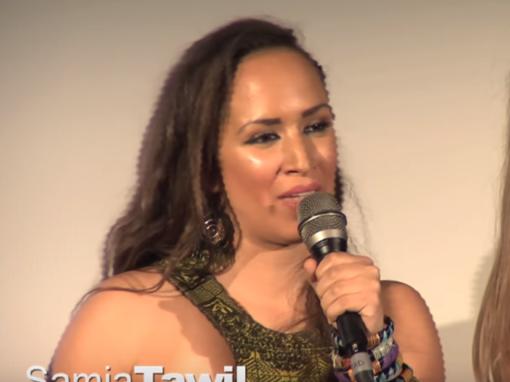 Samia Tawil's inspirational talk @ TEDx Geneva, Make it Work