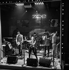 CONCERT AU ZOE LIVE CLUB À GENÈVE – 26.11.2016
