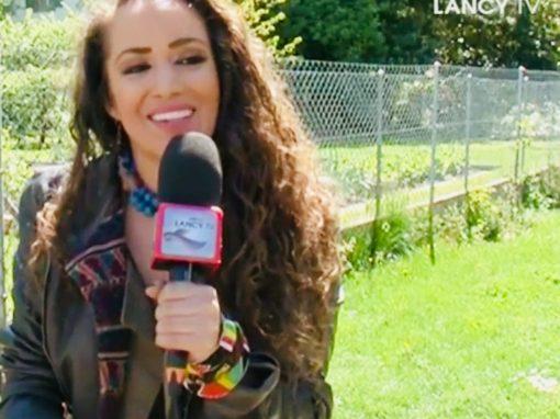 Interview @ Lancy TV